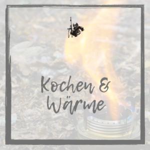 Kochen und Wärme