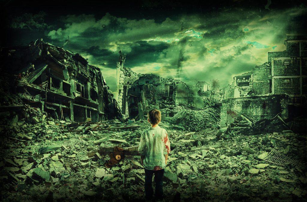 Krisenvorsorge für den Krieg